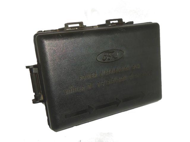 Destaques: Caixa De Fusível Interna Ford
